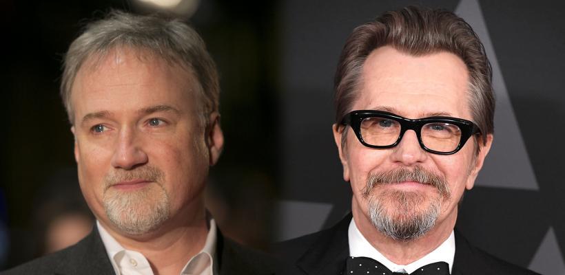 David Fincher dirigirá a Gary Oldman en su nueva película sobre el guionista de El Ciudadano Kane