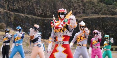 Los Power Rangers podrían tener nuevo reboot y con nuevo reparto
