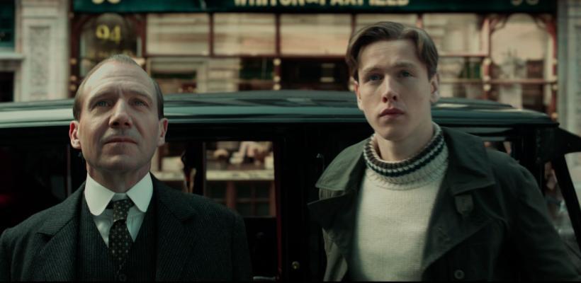 King's Man: El origen ya tiene primer trailer con Ralph Fiennes como protagonista