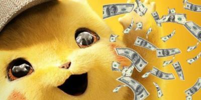 Detective Pikachu supera a Warcraft como la película más taquillera basada en un videojuego