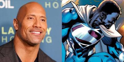 ¿Es tiempo para un Superman negro en el cine? Dwayne Johnson cree que sí