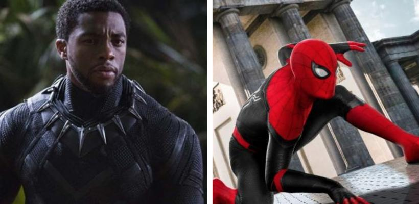 Pantera Negra podría aparecer en la tercera entrega de Spider-Man