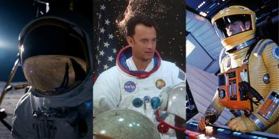 Las mejores películas de aterrizajes lunares