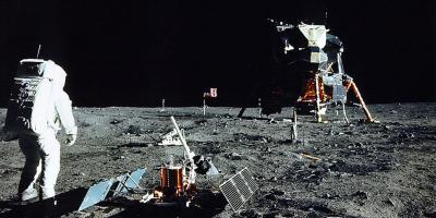 50 años del Apolo 11: revive la transmisión de un evento sin precedentes