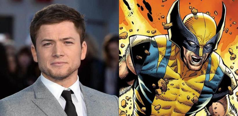 Mark Millar asegura que Taron Egerton será el próximo Wolverine