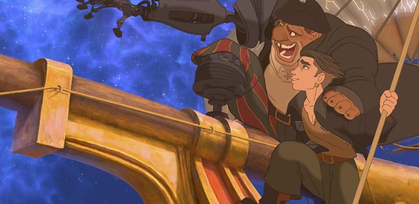 Disney podría estar desarrollando un remake live-action de El Planeta del Tesoro