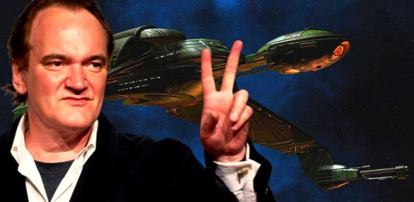 Quentin Tarantino asegura que su película de Star Trek será Pulp Fiction en el espacio