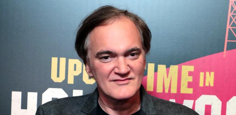 Quentin Tarantino escribió capítulos de una serie western y quiere dirigirlos
