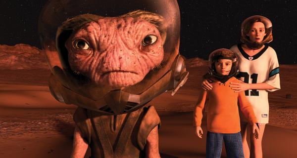 Marte Necesita Mamás - Tráiler en español