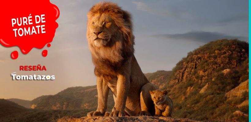 RESEÑA: El rey león | Un remake sin justificación