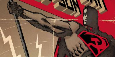 Comic-Con 2019: DC confirma oficialmente película de Superman: Red Son