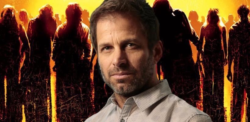 Zack Snyder presenta un primer vistazo a su nueva película Army of the Dead