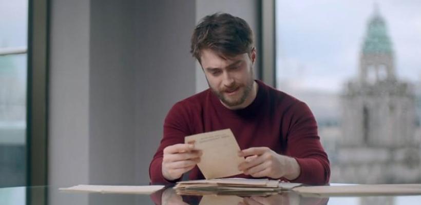 Daniel Radcliffe rompió en llanto luego de leer la nota de suicidio de su bisabuelo