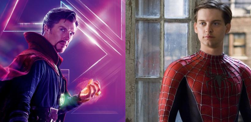 Doctor Strange in the Multiverse of Madnes tendría un crossover con las películas de Spider-Man de Sam Raimi