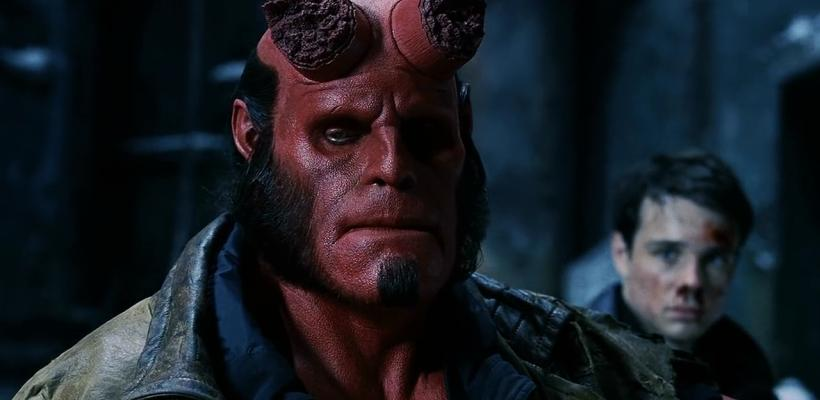 Guillermo del Toro quiso hacer Hellboy 3 en cómic pero Mike Mignola, creador del personaje, se lo impidió