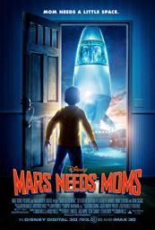 Marte Necesita Mamás