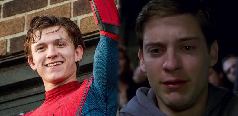 Tom Holland aplasta a Tobey Maguire en encuestas sobre cuál es el mejor Spider-Man
