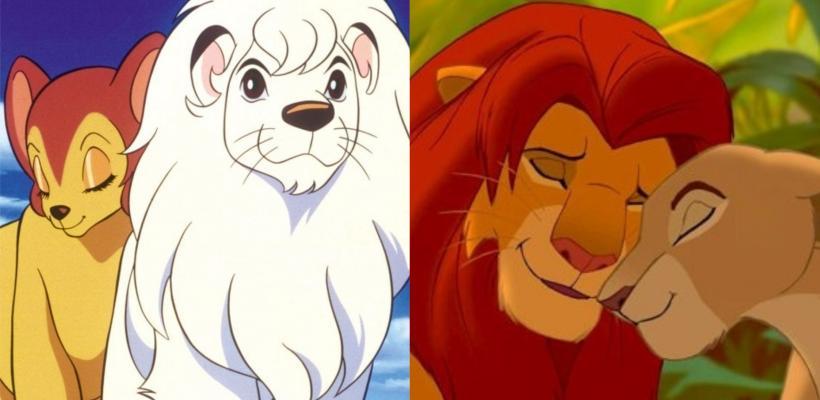 El Rey León: revelan imágenes que demuestran que Disney plagió el anime Kimba The White Lion