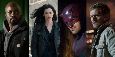 Marvel desarrollará un reboot de Daredevil y The Defenders que sí formará parte del MCU