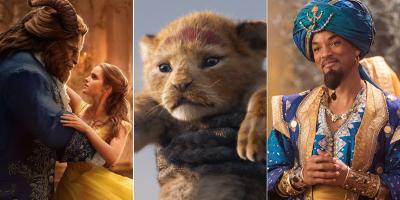 Disney ha reunido más de US$ 7 mil millones gracias a sus remakes