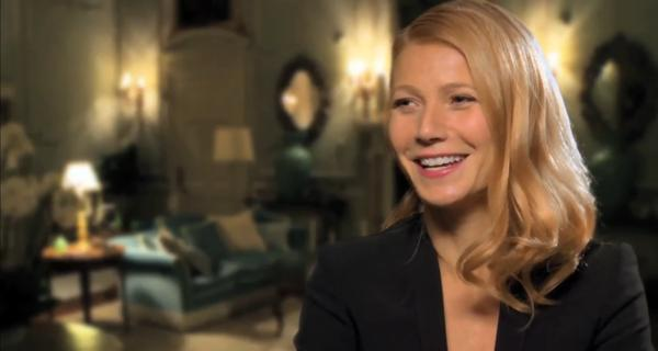 Entrevista con Gwyneth Paltrow - Mortdecai