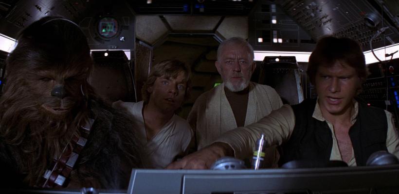 Mark Hamill comparte la primera prueba de pantalla para Star Wars con Harrison Ford