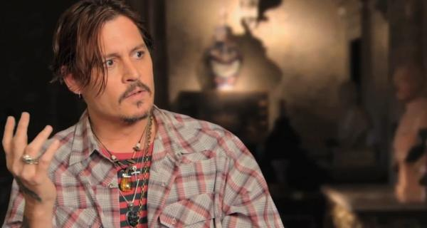 Entrevista a Johnny Depp sobre Mortdecai