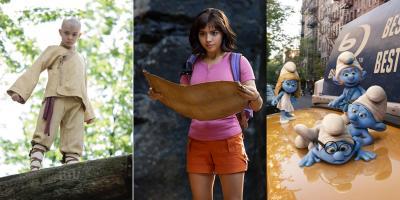 Dora, la Exploradora y las adaptaciones live-action más locas que nadie pidió y que no son de Disney