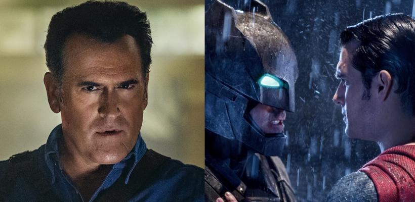 Bruce Campbell asegura que Batman vs Superman nunca debió existir