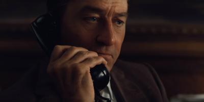 The Irishman presenta su tráiler oficial con Robert De Niro y Al Pacino rejuvenecidos