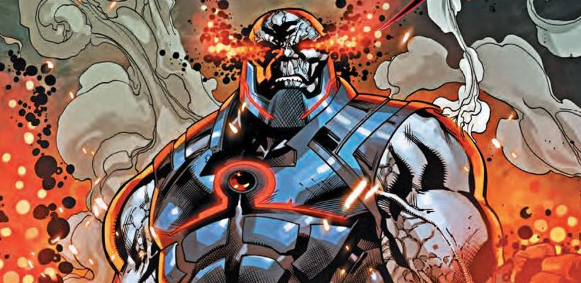 Directora de New Gods confirma que Darkseid estará en la película