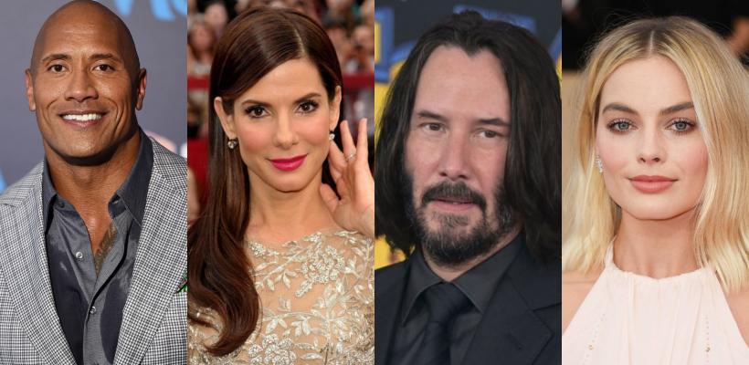 Los actores más amados de Hollywood