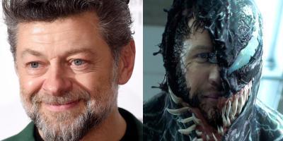 Tom Hardy habría confirmado a Andy Serkis como director de Venom 2