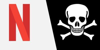 Piratería aumenta con la llegada de plataformas de streaming que compiten con Netflix