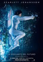La Vigilante Del Futuro: Ghost...