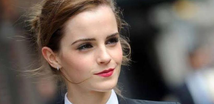 Emma Watson enamora a fans al disfrazarse de Mujer Maravilla en el cumpleaños de J.K. Rowling