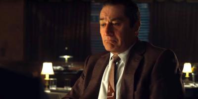 The Irishman   Martin Scorsese critica el uso de CGI para rejuvenecer a Robert De Niro