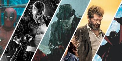 Los mejores antihéroes en películas y series basadas en cómics