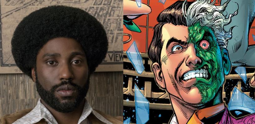 The Batman: John David Washington podría interpretar a Dos Caras