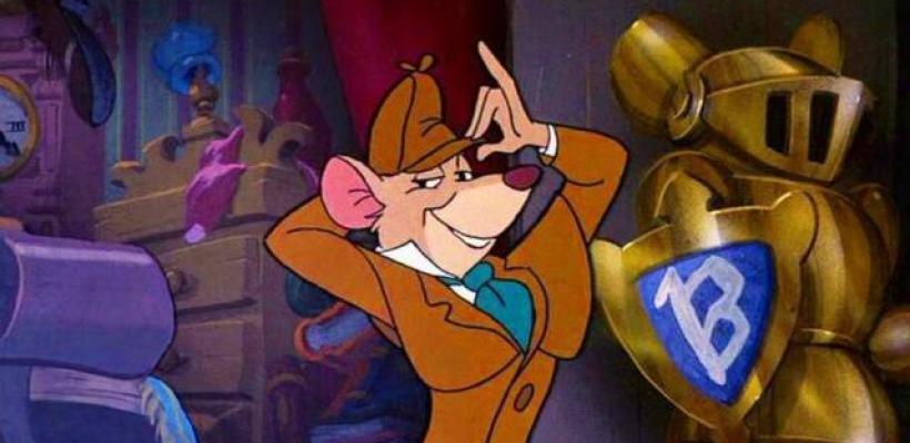 Rumor: Disney planea un live-action de la cinta animada Policías y Ratones