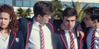 Élite 2: con nuevo tráiler Netflix anuncia fecha de estreno de la segunda temporada