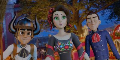 Día de Muertos, la película mexicana que pospuso su estreno por Coco, ya tiene tráiler oficial