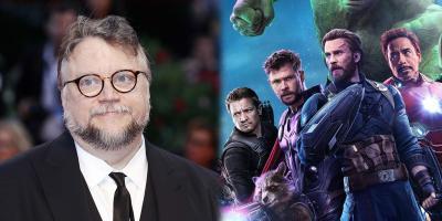 Guillermo del Toro ya no está interesado en hacer películas basadas en cómics debido a Marvel