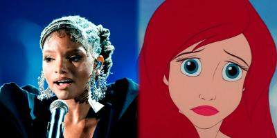 Actriz de La Sirenita por fin responde a las críticas e insultos que ha recibido