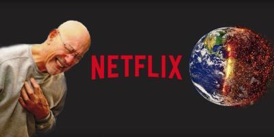 Estudio revela que Netflix es una amenaza para la salud y para el medio ambiente