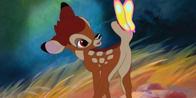 Disney está desarrollando el live-action de Bambi