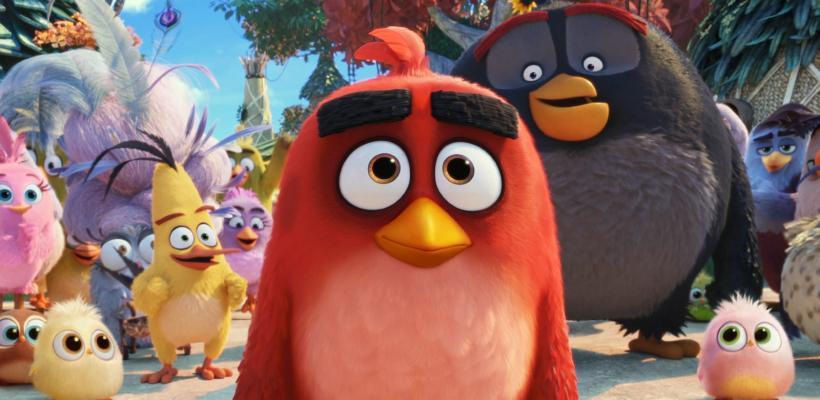 The Angry Birds Movie 2 ya tiene calificación de la crítica