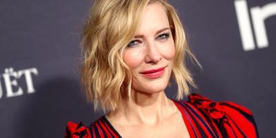 Cate Blanchett quiere retirarse de la actuación