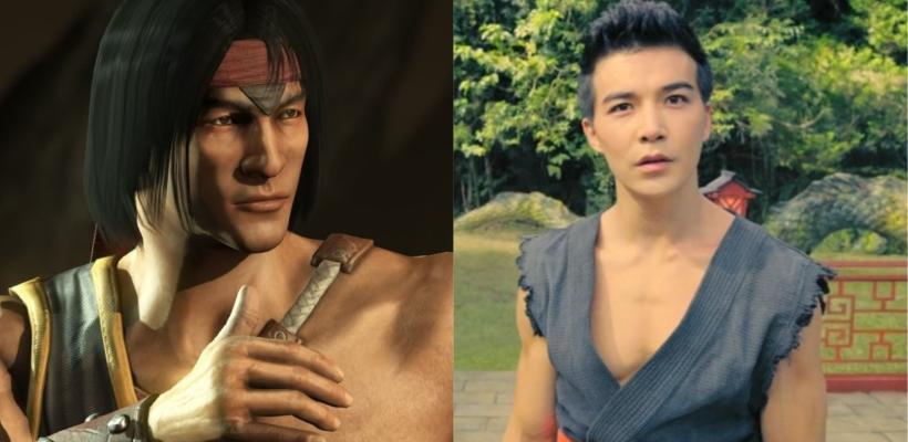 Ludi Lin será Liu Kang en Mortal Kombat