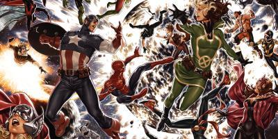 Los Vengadores y los X-Men podrían enfrentarse en una futura película del MCU